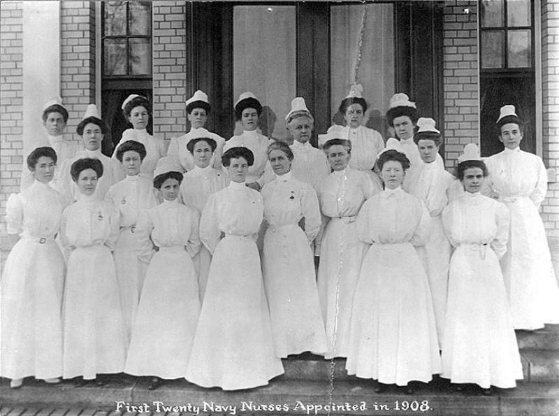 A igreja teve papel fundamental no desenvolvimento da enfermagem.