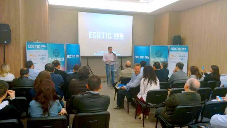 """Créditos: Folha de Londrina - """"Health Tech"""" será o tema da próxima ECO.TIC, em novembro, considerado o maior evento de Tecnologia da Informação e Comunicação de Londrina e região"""