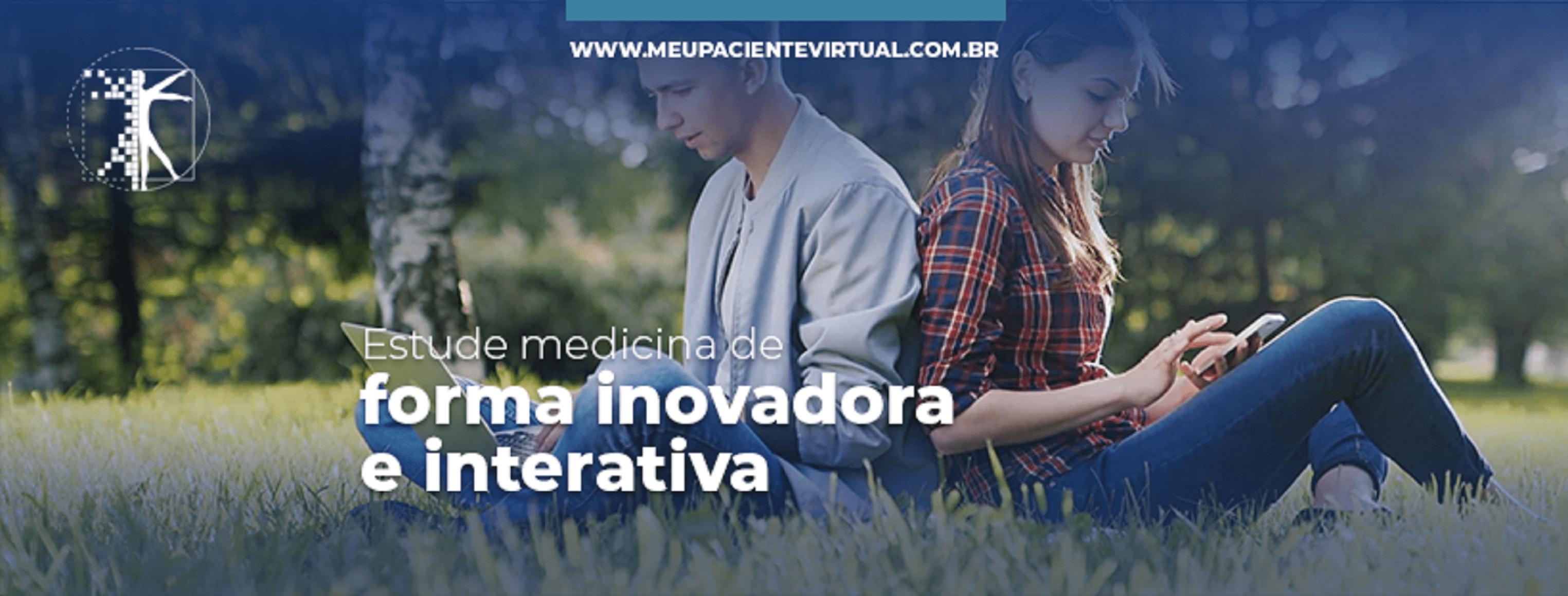 O Meupacientevirtual é a única plataforma de casos clínicos com pessoas reais, onde você interage e decide em cada etapa de uma consulta médica.