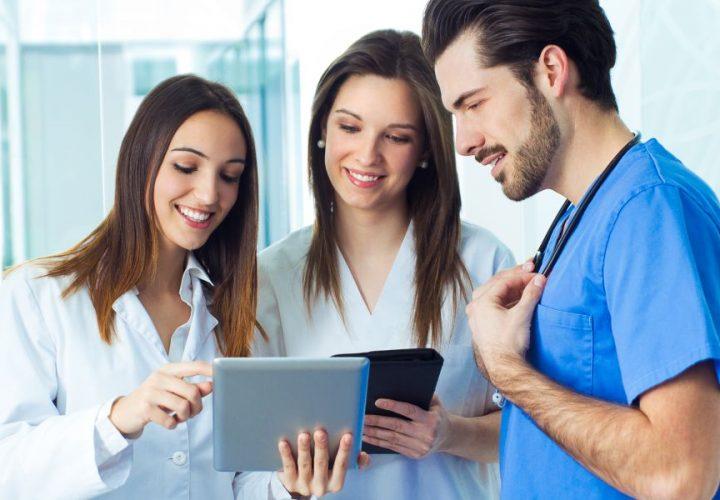 Imagem de profissionais de radiologia - Raislife Blog Viva Saudável