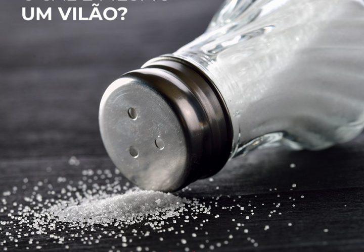O Sal é mesmo um vilão? Rebric - Rede Brasileira de Insuficiência Cardíaca